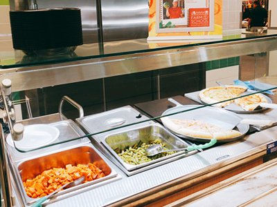 Cafeteria Food Options
